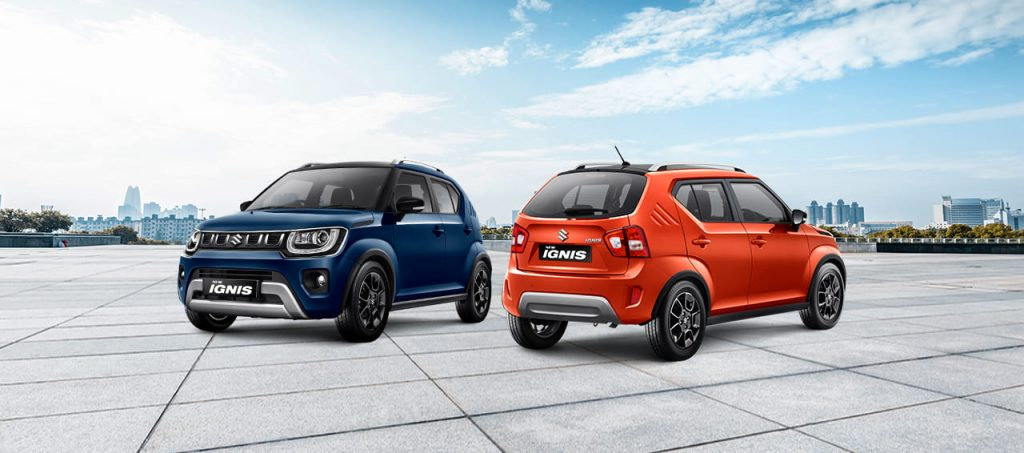 Ignis Promo Suzuki Exterior Ignis