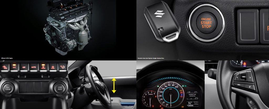 Ignis Promo Suzuki Mesin Interior