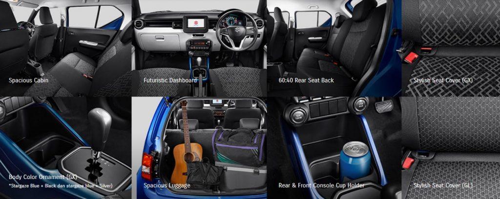 Ignis Promo Suzuki Interior Suzuki Ignis Juli 2020