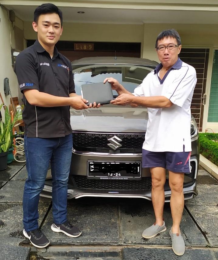 Junnius Suzuki Mobil Sunter Ertiga Sport Pak Acan