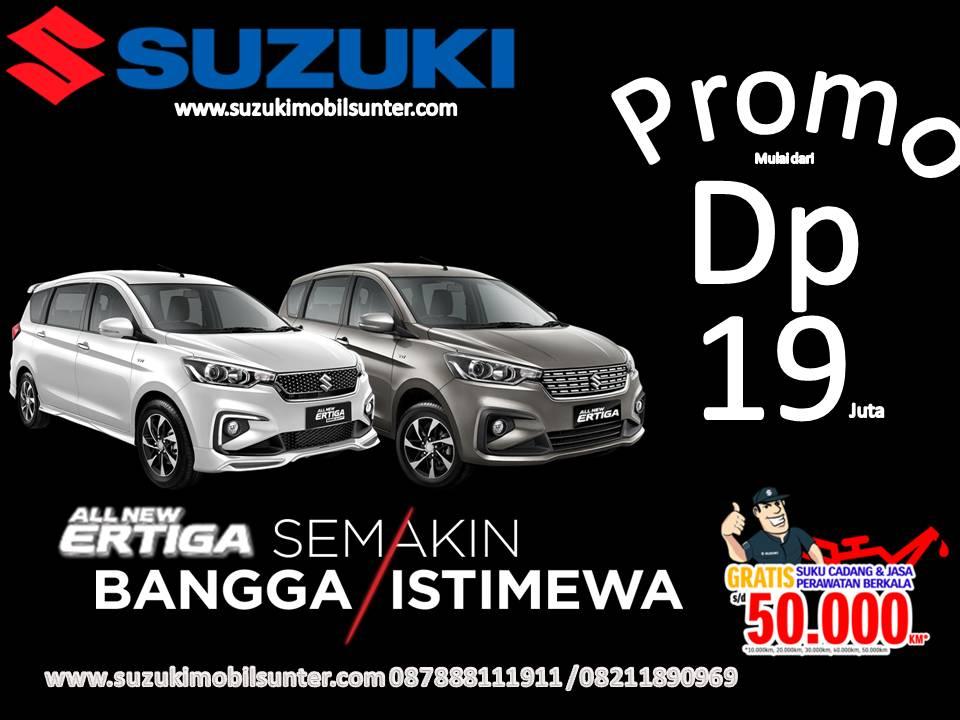 Promo Ertiga Dp 19 Juta Angsuran 4 Juta an Juli 2020 Suzuki Mobil Sunter