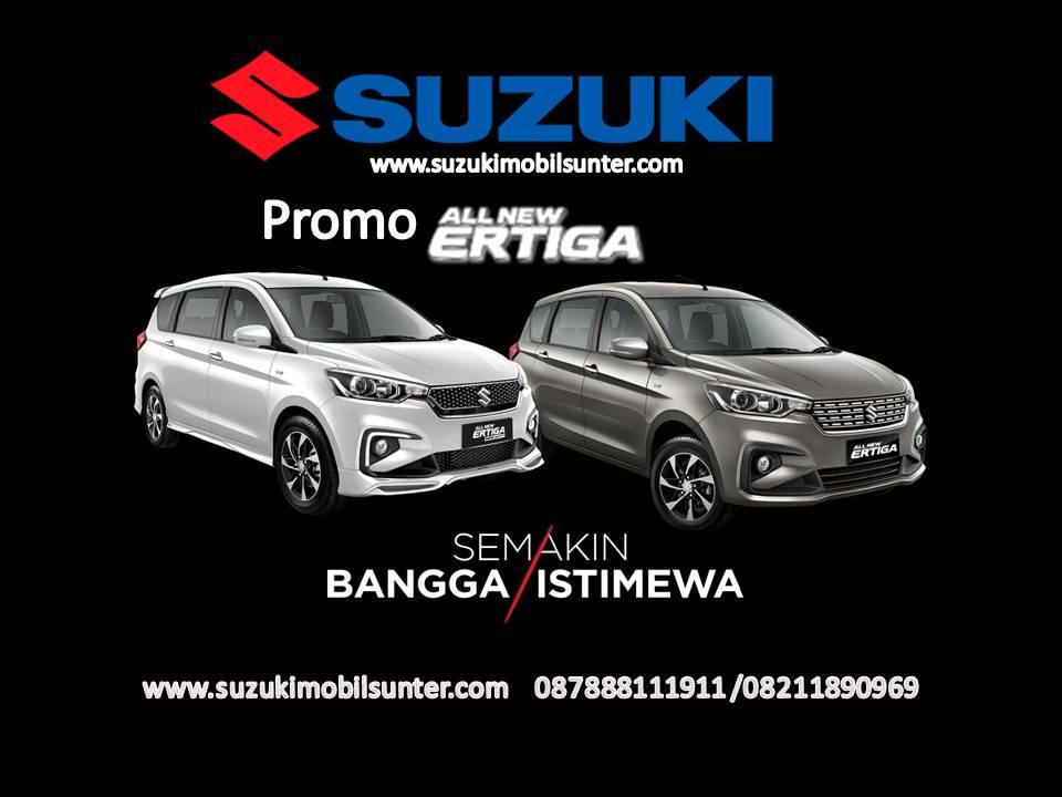 Promo Ertiga Suzuki Mobil Sunter Termurah Juli 2020