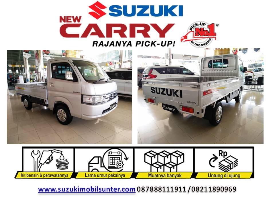 Promo Suzuki Carry Dp 6 Juta Luxury Suzuki mobil sunter geovanny