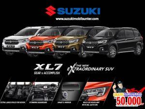 Promo XL7 Suzuki Mobil Sunter