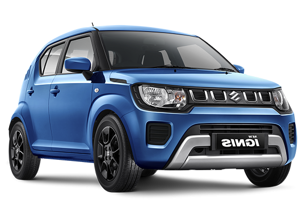 Ignis Promo Suzuki Biru GL