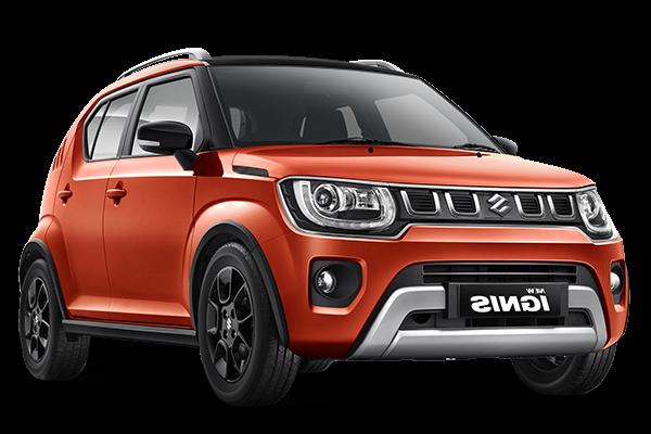 Ignis Promo Suzuki Ignis Warna Orange