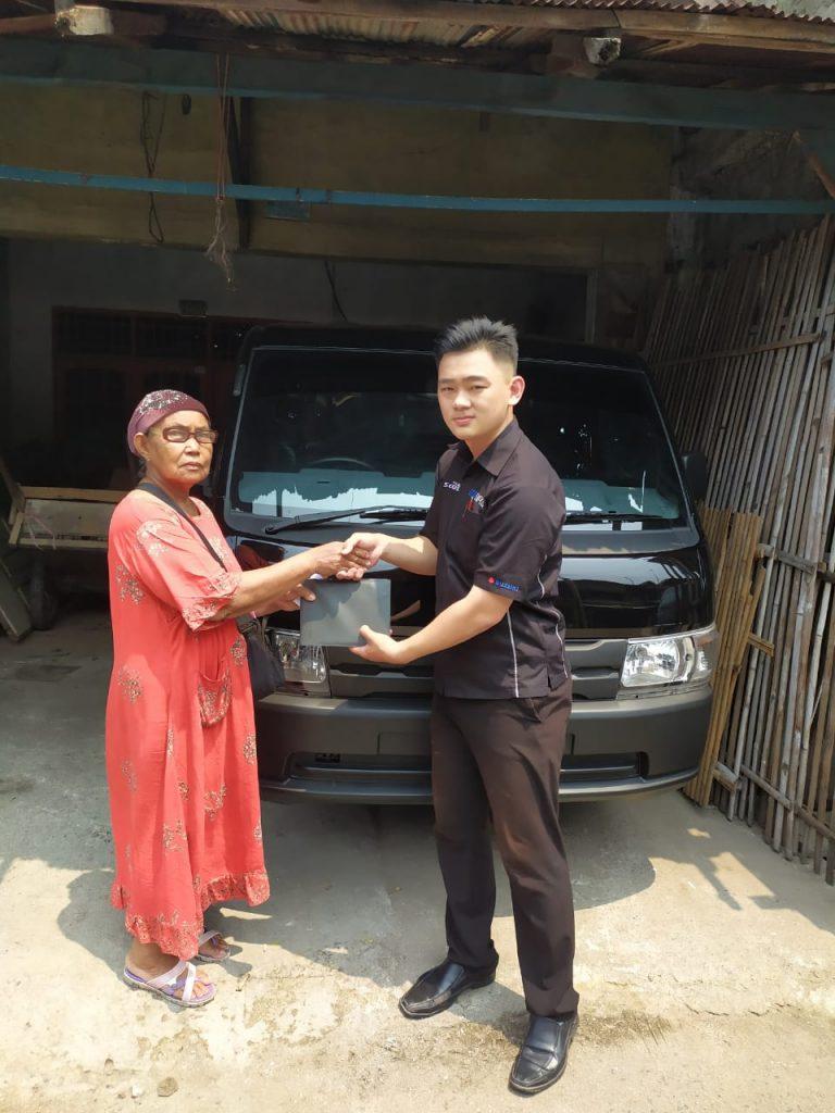 Junnius Suzuki Mobil Sunter New Carry