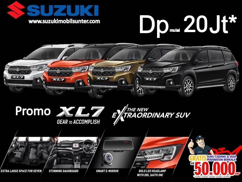 Promo Suzuki XL7 Suzuki Mobil SUnter