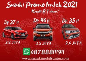 Suzuki Promo Imlek 2021 Kredit 8 Tahun